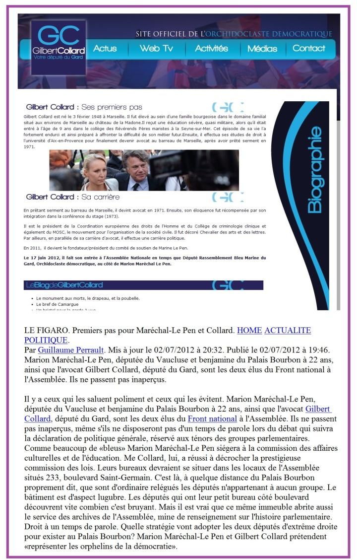 Collard député du Gard