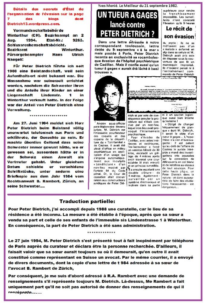 1° Politique. Escroqueries.  Justice triche. Avocats, Notaires corruptions (5/6)