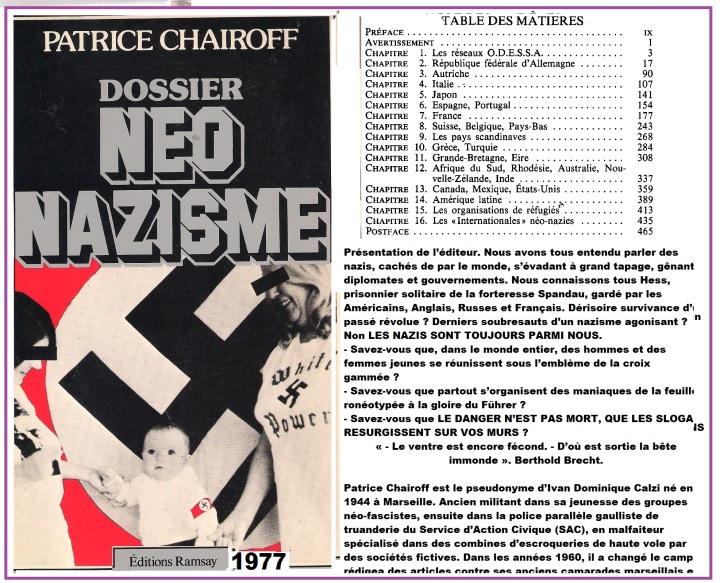 Néonazisme Chairoff