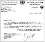 ONU RecpetionNouvelleLetre Laborde