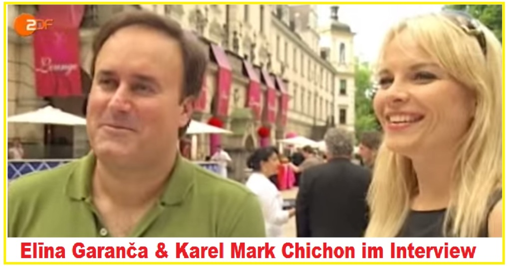 008 Elīna Garanča & Karel Mark Chichon im Interview