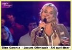 028 Elïna Garanča  – Jaques Offenbach – Ah! queldîner