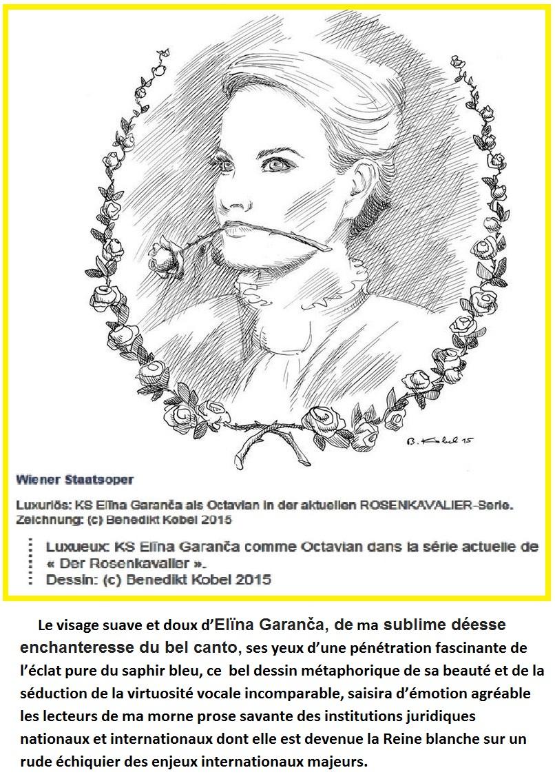 Elïna Garanča 11 Prince Strauss dessin