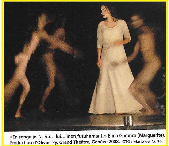 Elïna Garanča 47 Faust, Romance de Margeritte.