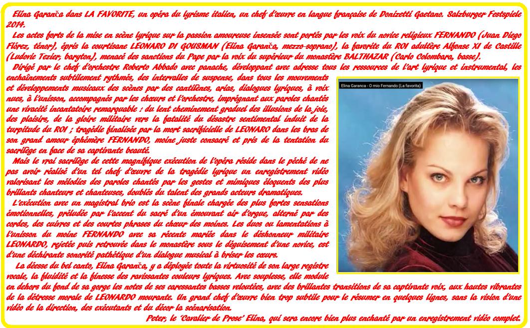 Elina Garanca 43 La Favorita 2014 Prose 1