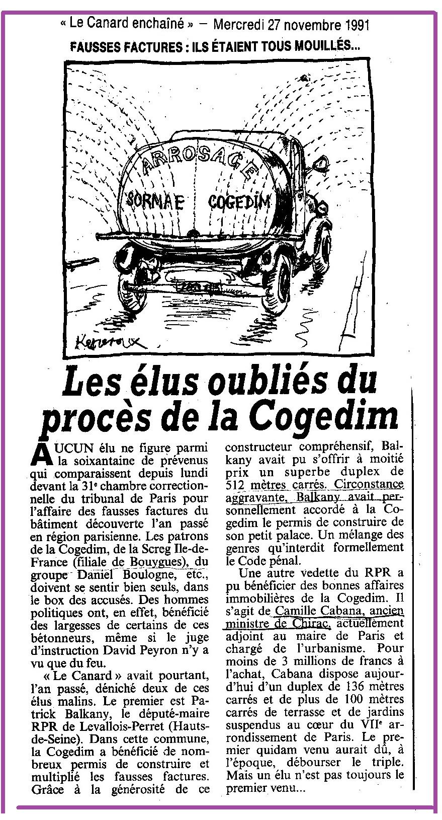 Cogedim Elus oubliés Bouygues