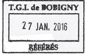 Tampon Boigny 27 jan 2016